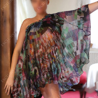 Tiffany Rainbow Poncho naughty escort, massage parlour Guildford,