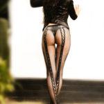 Lara's shapely legs - leggy escort and aSexy Secretary