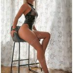 Carmen PVC, pre-boarding adult entertainment